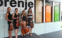 Opening of the Gorenje factory
