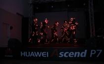 Beogradska promocija Huawei Ascend p7
