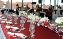 Wonder strings - Venčanje u restoranu Glamur