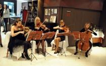 Proslava otvaranja novog NIS postrojenja i gudački kvartet - 11. 11. 2012.
