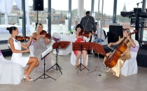 Wonder strings - Venčanje u restoranu Glamur - 13. 10. 2012.